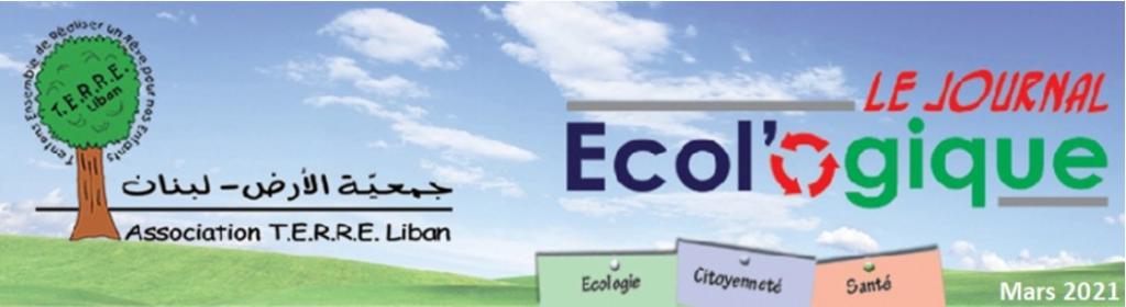 T.E.R.R.E.Liban - Journal Ecol'ogique - Mars 2021